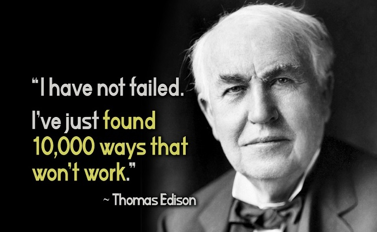 Thomas Edison Quotes Thomas Edison Quotes Tomorrow is my Exam Thomas Edison Quotes about Exam Thomas Alva Edison Quotes about Life Thomas Alva Edison Quotes Our Greatest Weakness Thomas Alva Edison Quotes Lights Thomas Edison Quotes Overalls Thomas Edison Quotes Medicine Thomas Edison Quotes on Technology Thomas Alva Edison Quotes on Invention Thomas Alva Edison Quotes on Perseverance Thomas Alva Edison Quotes Nutrition Thomas Edison Short Quotes on Work Thomas Edison Quotes about Health Science Quotes by Thomas Edison Thomas Edison Quotes about Not Giving Up Thomas Edison Quotes about Food Thomas Edison Quote there is a better way Motivational Thomas Edison Quotes Inspirational Thomas Edison Quotes Thomas Edison Quote Genius is 1 Inspiration and 99 Thomas Edison Quote I have not Failed. I have Just Found 10,000 Ways that Won't Work Thomas Edison Quotes on Innovation Thomas Edison Quotes about Imagination 150+ Thomas Edison Quotes - Greatest Quotations Find Great Collection of Short Thomas Alva Edison Quotes about Exams, Life, Science, Technology, Inventions, Imagination, Motivation, Inspiration, Hard Work, Health, Perseverance, Nutrition and So on.